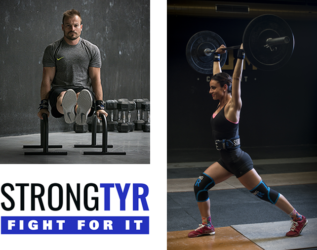 Strongtyr - Fight for it