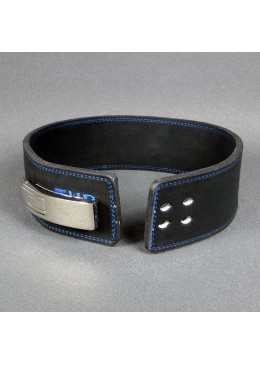 "Black 4"" Lifting Belt"