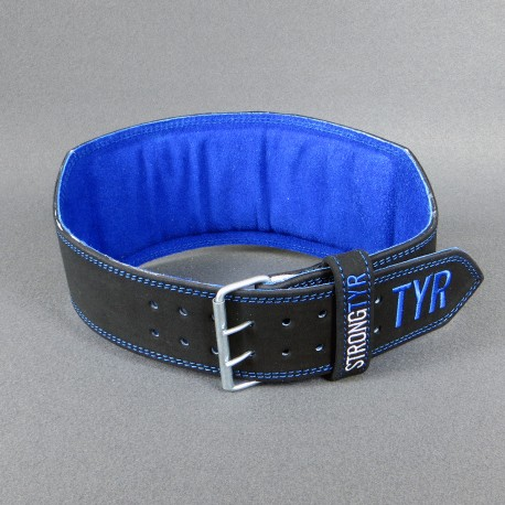 Black 2x6 Lifting Belt